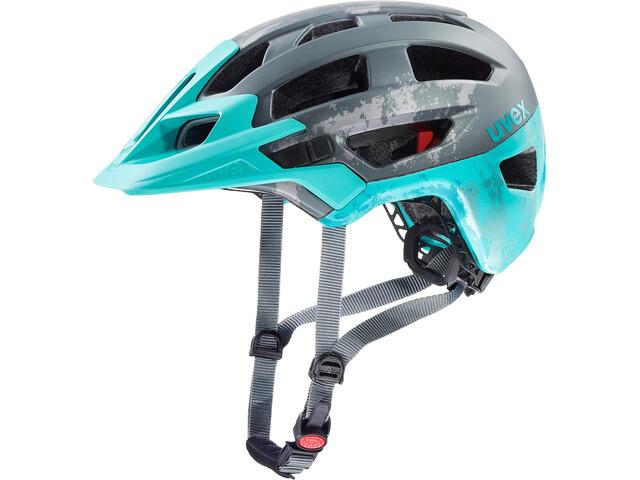 UVEX Finale 2.0 Helmet grey/lightblue